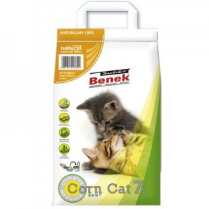 Żwirek Benek Super Corn Cat 7 L