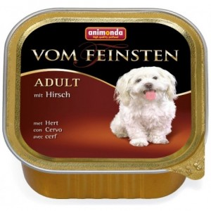 Animonda Vom Feinsten Adult z jeleniem 150g
