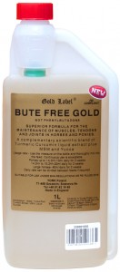 Bute Free Gold z kurkumą Gold Label 1L