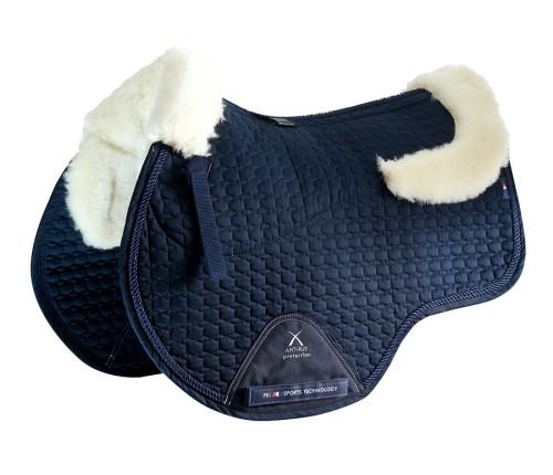 4e39a255281f9 czaprak skokowy Premier Equine Merino Wool European Hubertus - sklep ...