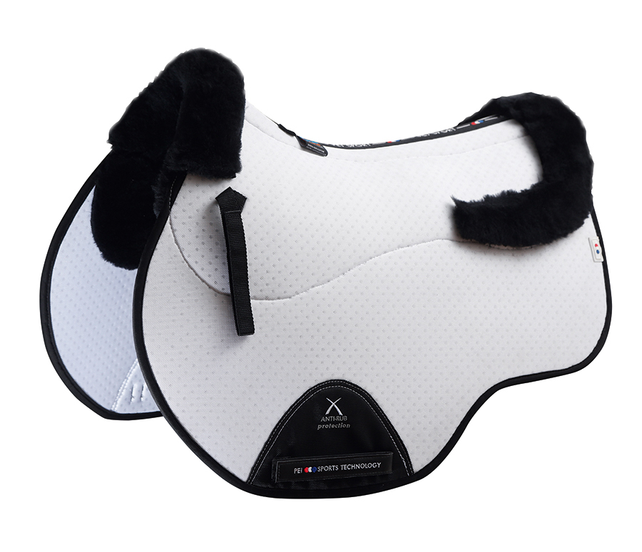416858b989cc8 czaprak skokowy Premier Equine Air-Teque Shockproof Wool European ...